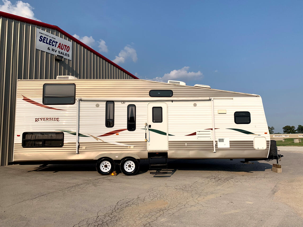 2013 Riverside RV 32LOFTKRBPE