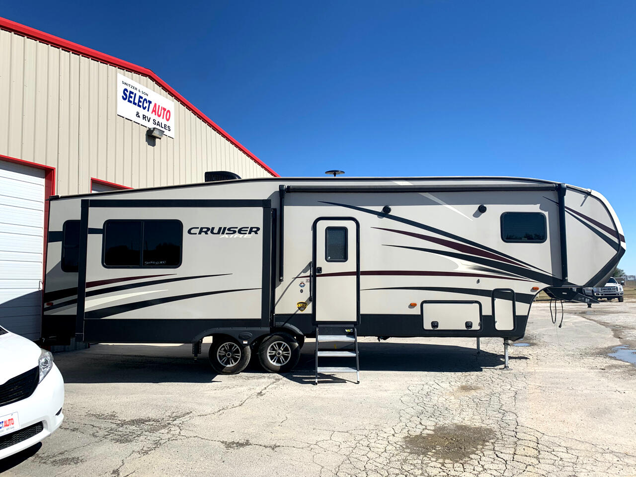 CrossRoads RV Cruiser Aire  2018