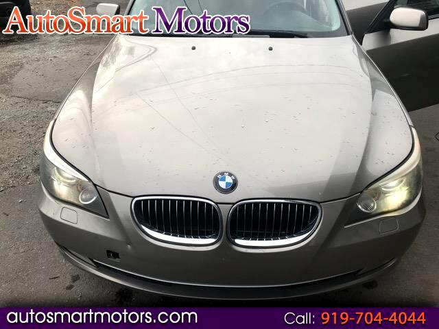 2008 BMW 5-Series 535xi