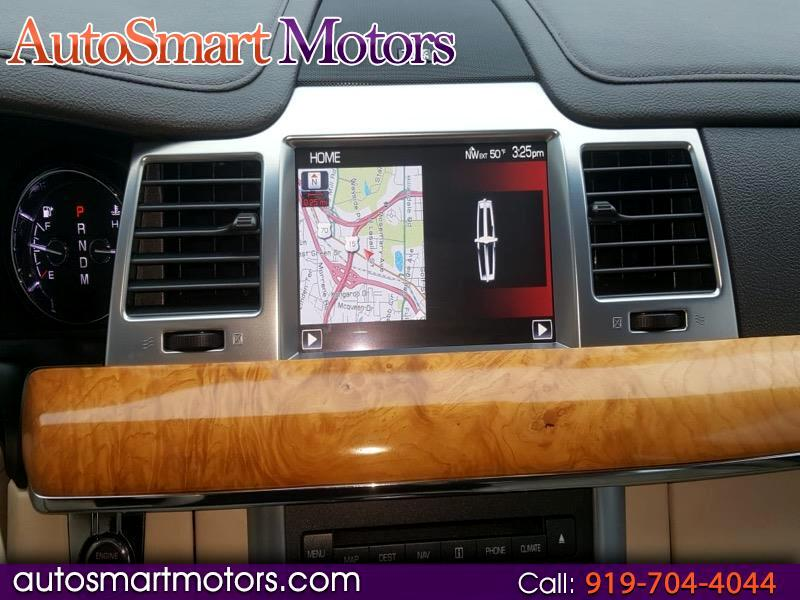 2011 Lincoln MKS 4dr Sdn FWD
