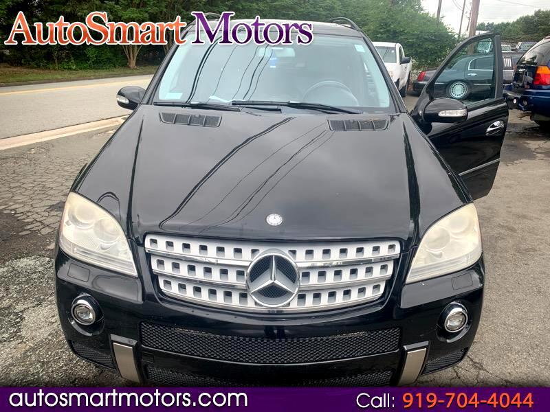 2008 Mercedes-Benz M-Class ML550