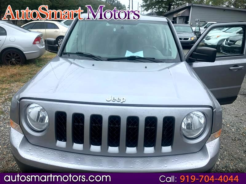 Jeep Patriot Latitude 2WD 2016