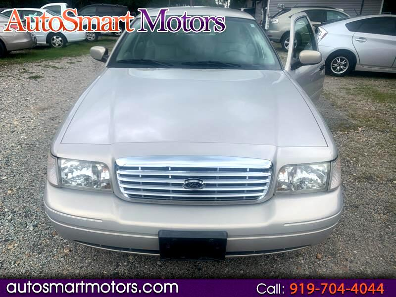 Ford Crown Victoria 4dr LX 2011
