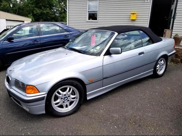 1997 BMW 3-Series 328iC