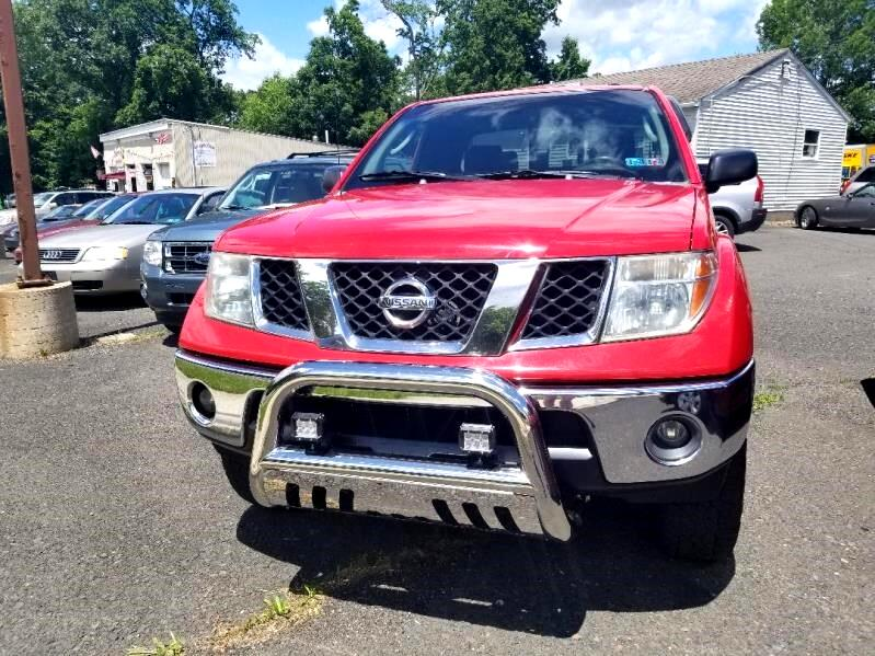 2005 Nissan Frontier SE King Cab 4WD