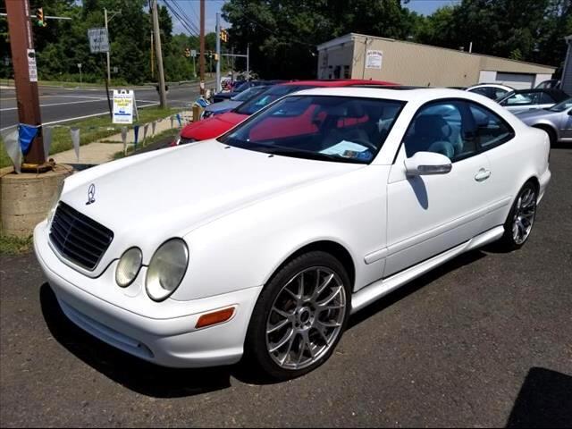 2000 Mercedes-Benz CLK-Class CLK430