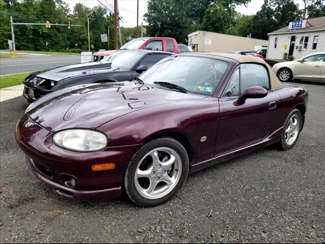 2000 Mazda MX-5 Miata Base