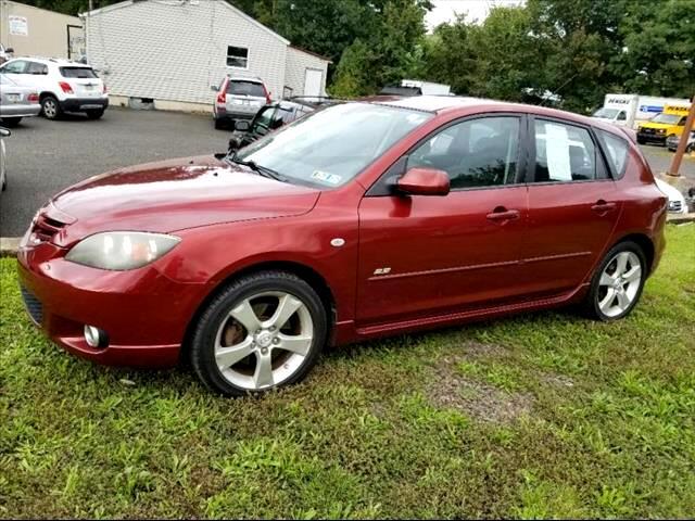2006 Mazda MAZDA3 s 5-Door
