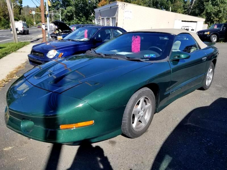 1996 Pontiac Firebird Formula Convertible