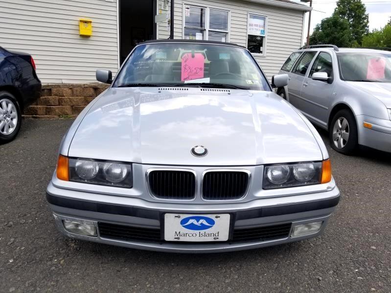 1997 BMW 3-Series 328iC