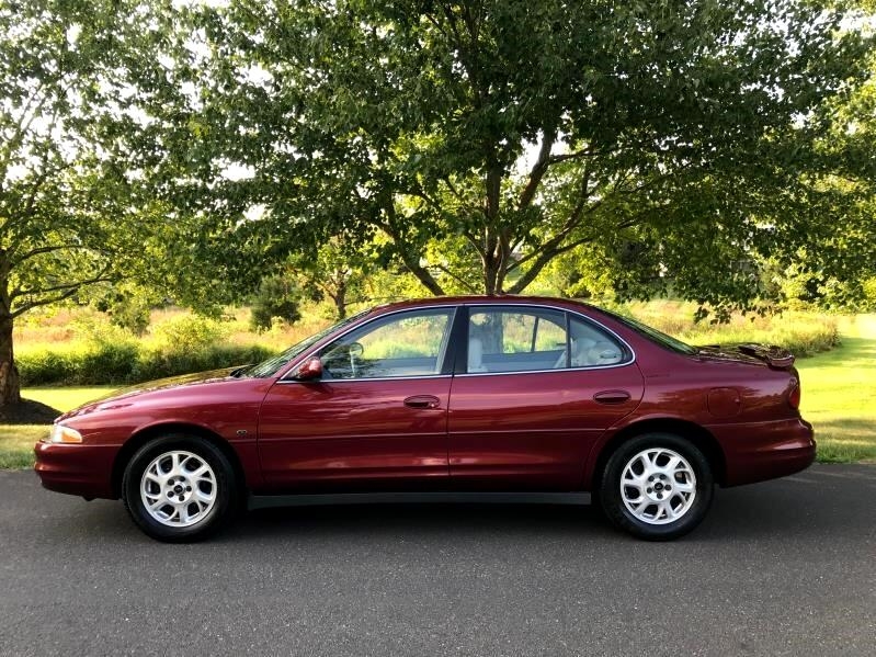 2001 Oldsmobile Intrigue GL