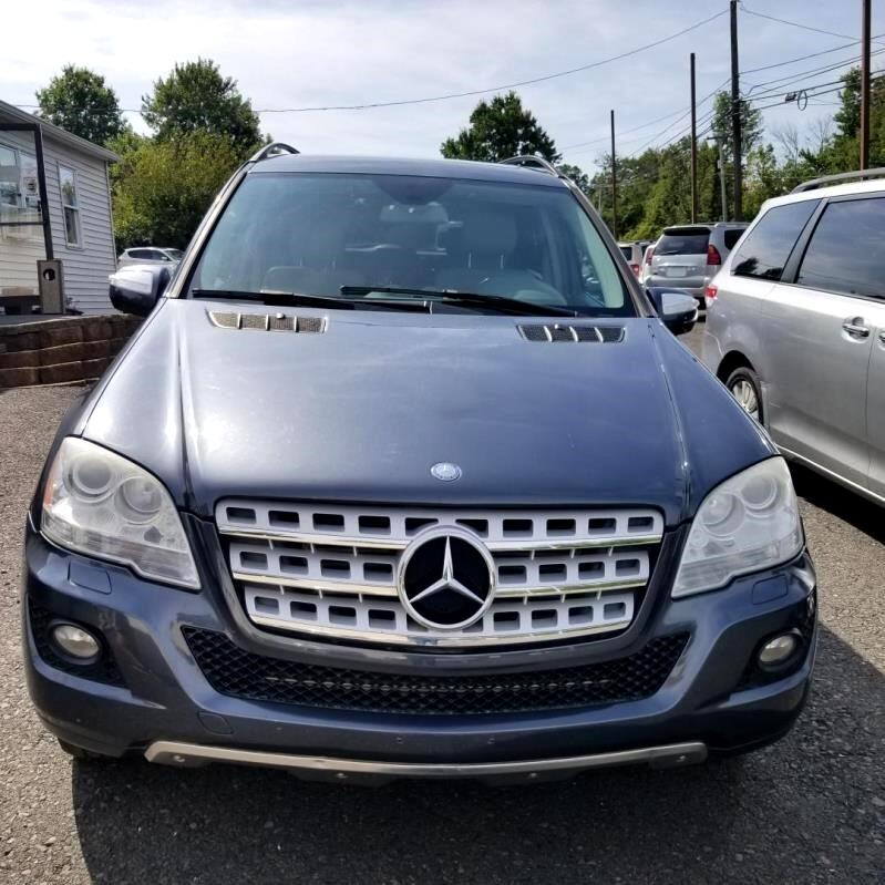 Mercedes-Benz M-Class ML350 BlueTEC 2010