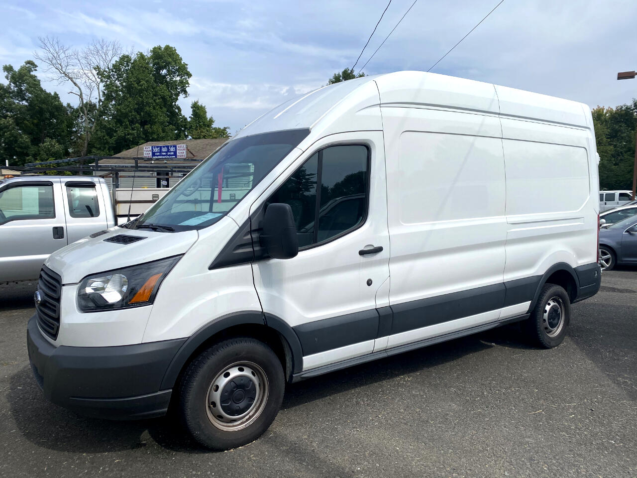 Ford Transit 250 Van High Roof w/Sliding Pass. 148-in. WB 2017
