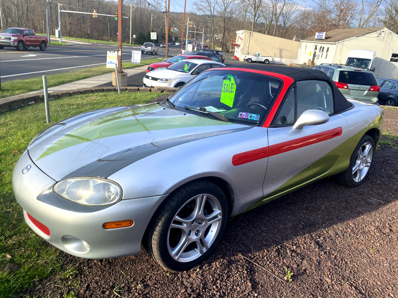 Mazda MX-5 Miata Base 2001