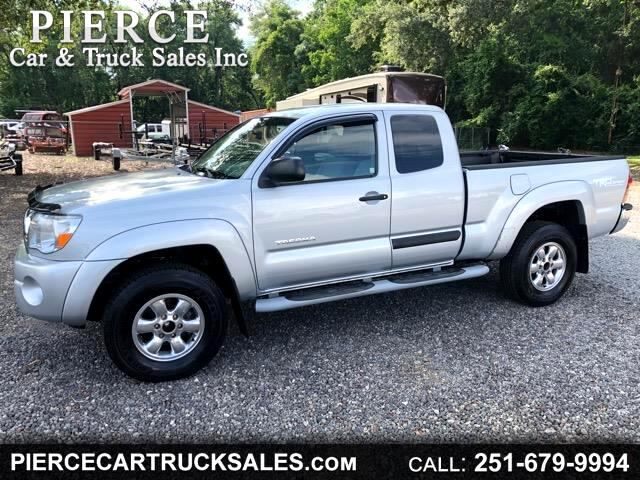 2005 Toyota Tacoma PreRunner Access Cab V6 Automatic 2WD