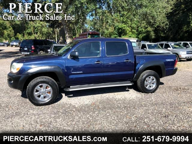 used 2007 toyota tacoma prerunner double cab v6 auto 2wd for sale in satsuma al 36572 pierce car. Black Bedroom Furniture Sets. Home Design Ideas