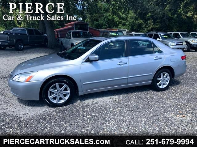 2004 Honda Accord EX V-6 Sedan AT