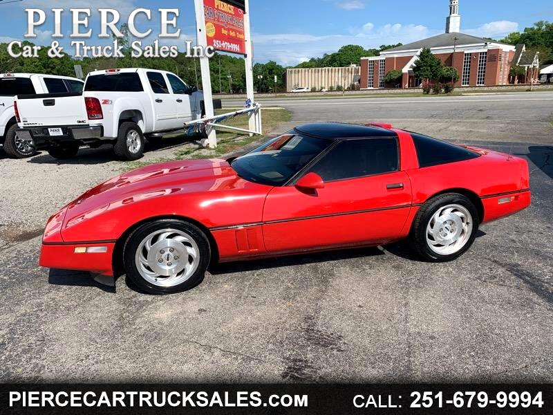 Chevrolet Corvette Coupe 1986
