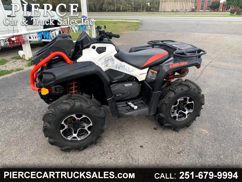 2017 Can-Am Outlander L 570 X MR