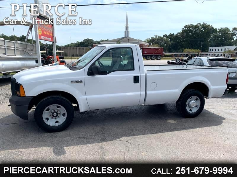 Ford F-350 SD XL 2WD 2007