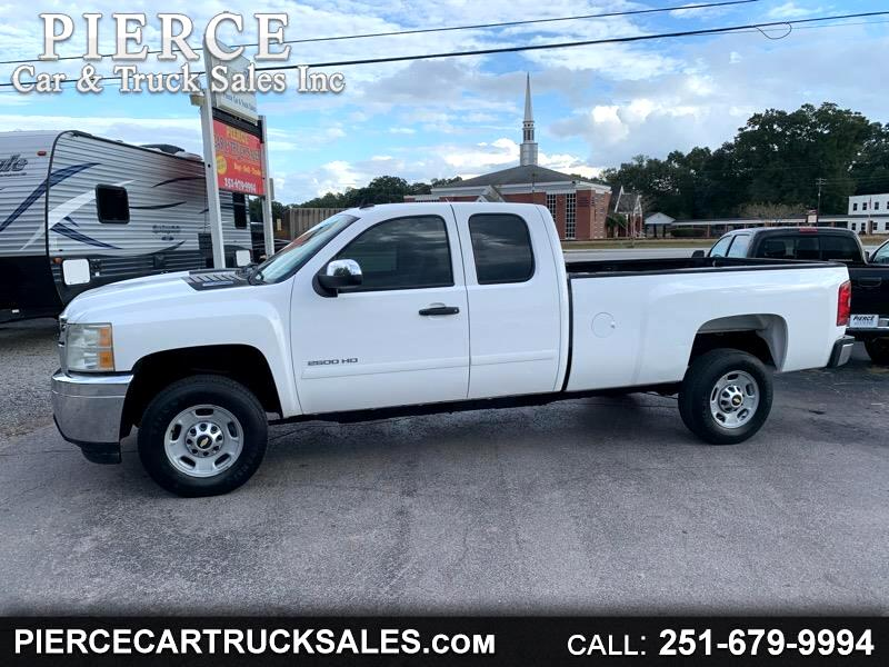 2011 Chevrolet Silverado 2500HD Work Truck Ext. Cab Long Box 2WD