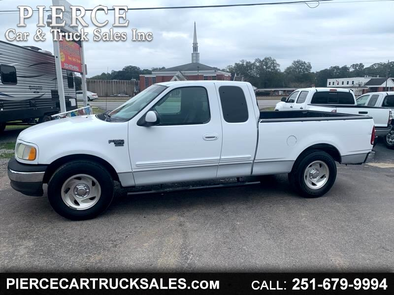 Ford F-150 XLT SuperCab 2WD 2002