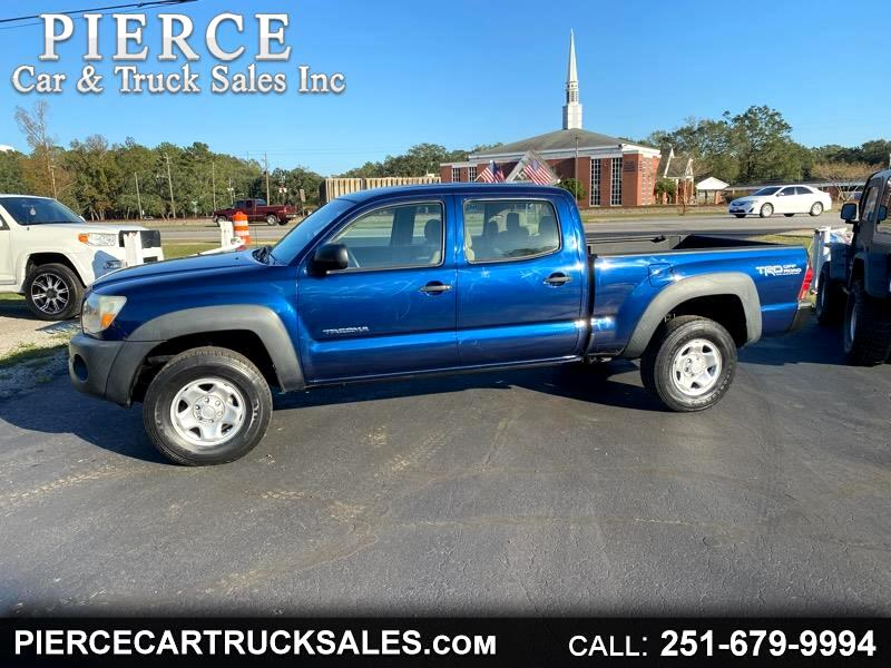 Toyota Tacoma PreRunner Double Cab Long Bed V6 2WD 2006