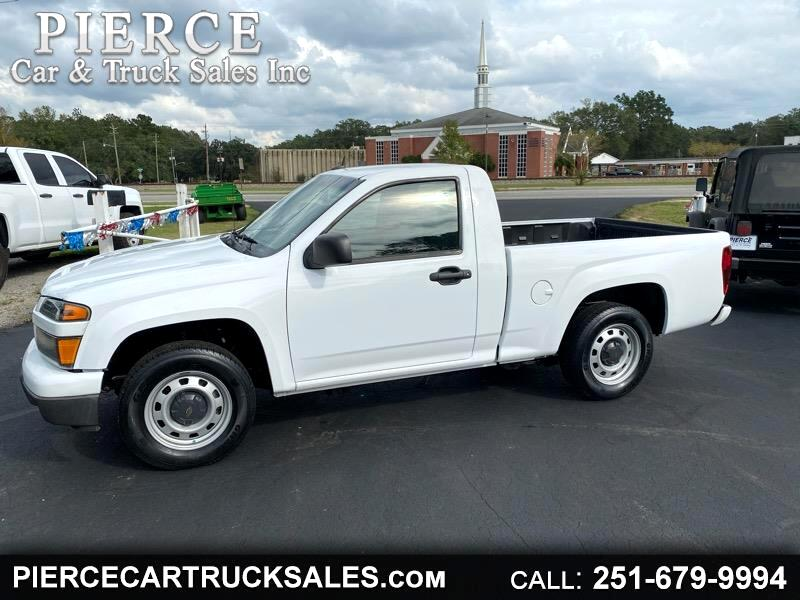 Chevrolet Colorado Work Truck 2WD 2012