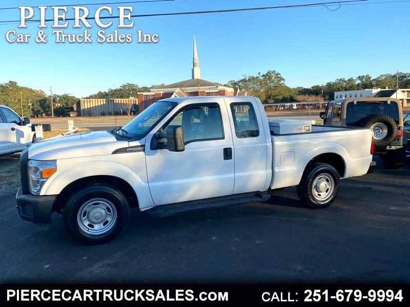 Ford F-250 SD XL SuperCab 2WD 2014