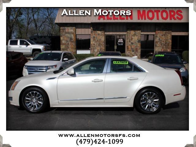 2010 Cadillac CTS 3.0L Luxury