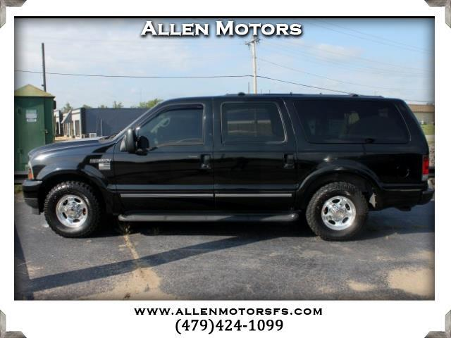 2002 Ford Excursion Limited 7.3L 2WD