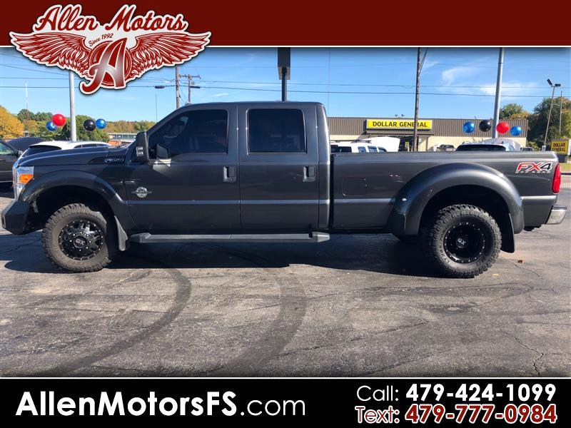 2016 Ford F-350 SD 4WD Crew Cab 172