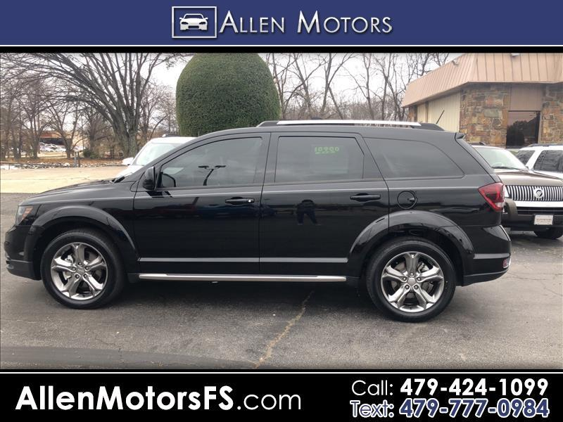 2016 Dodge Journey Crossroad FWD