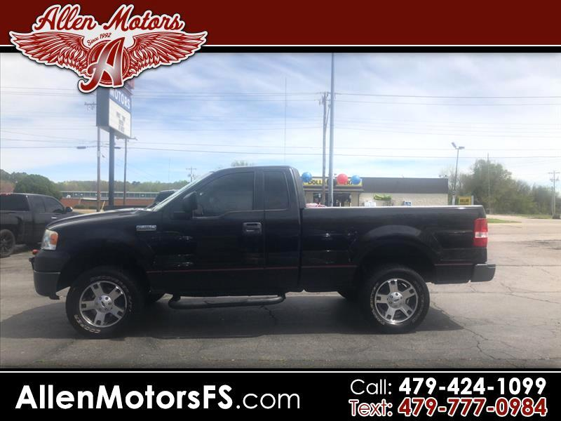 "2005 Ford F-150 2WD SuperCab 145"" XL"