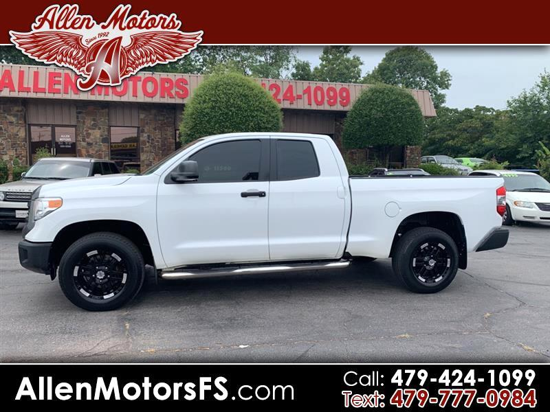Toyota Tundra 2WD Truck Double Cab 4.0L V6 5-Spd AT SR (Natl) 2014