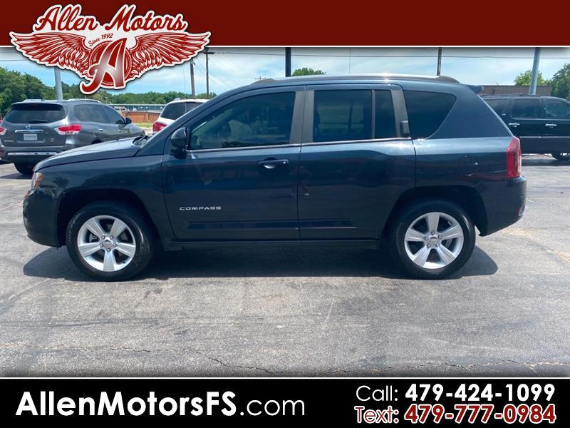Jeep Compass FWD 4dr Latitude 2014