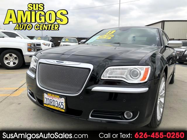 2013 Chrysler 300 C John Varvatos Luxury RWD