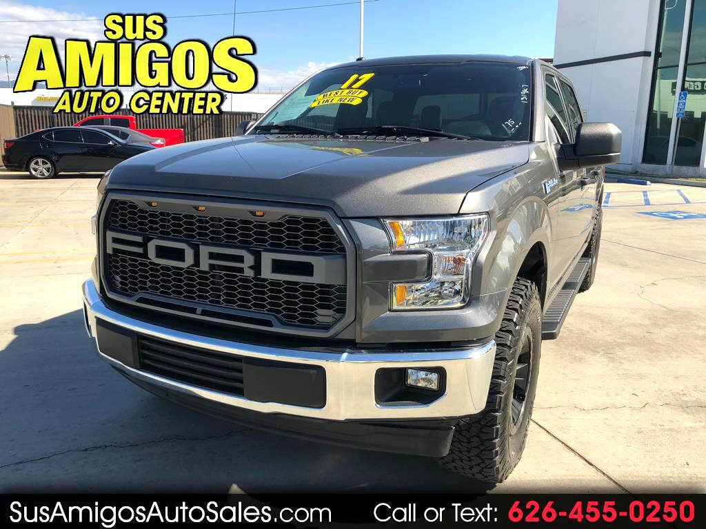2017 Ford F-150 Supercab 139