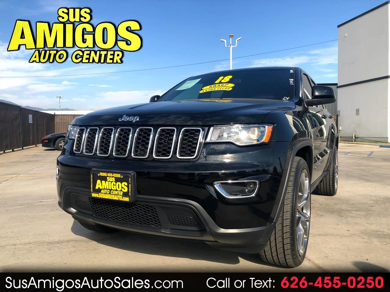2018 Jeep Grand Cherokee Laredo E 4x2 *Ltd Avail*