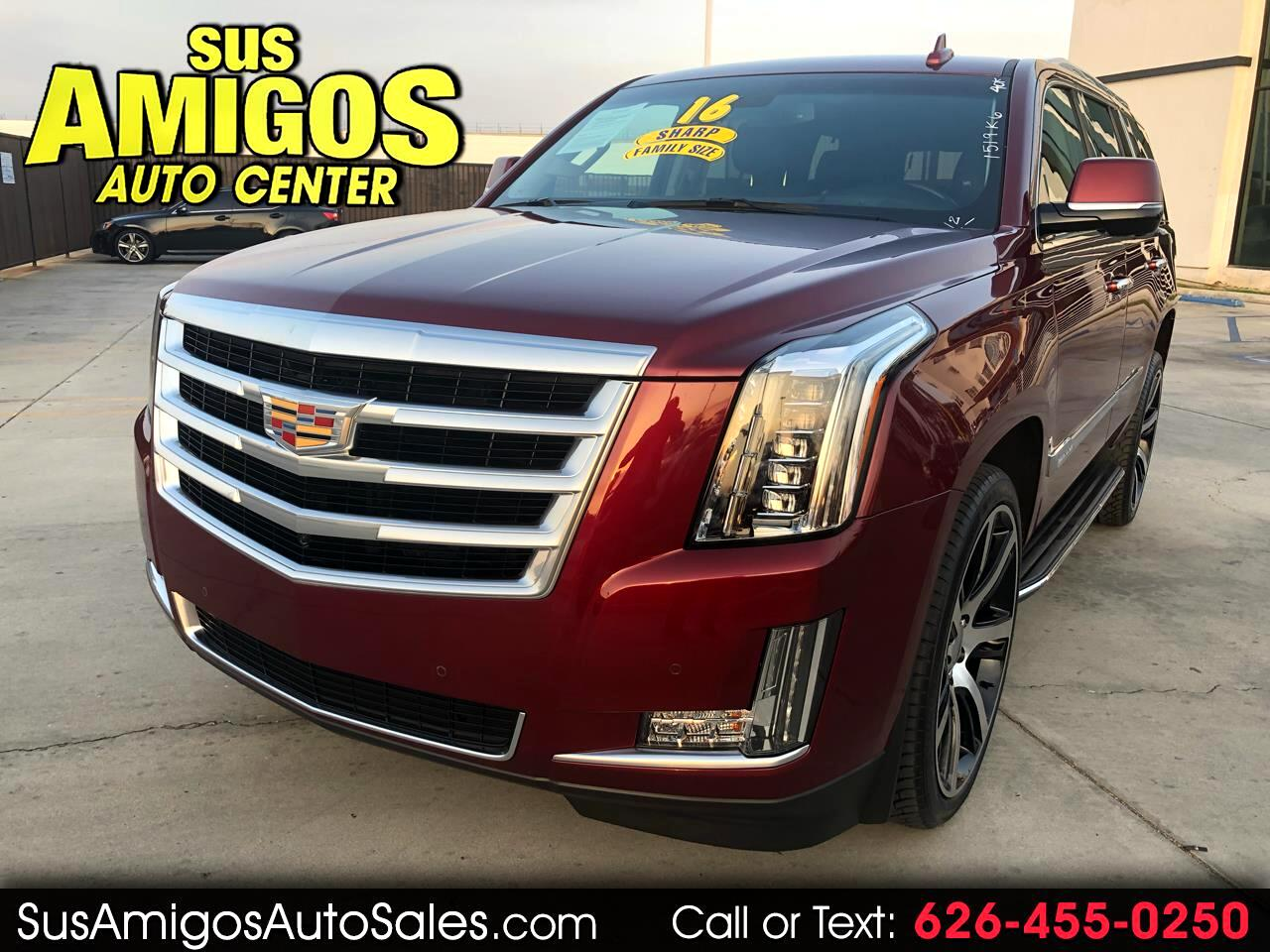 2016 Cadillac Escalade 2WD 4dr Luxury Collection