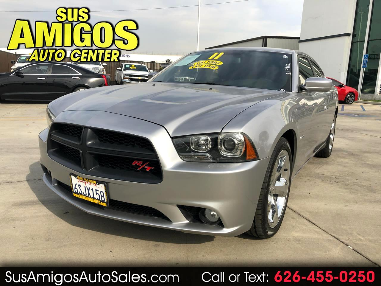 2011 Dodge Charger 4dr Sdn Road/Track RWD