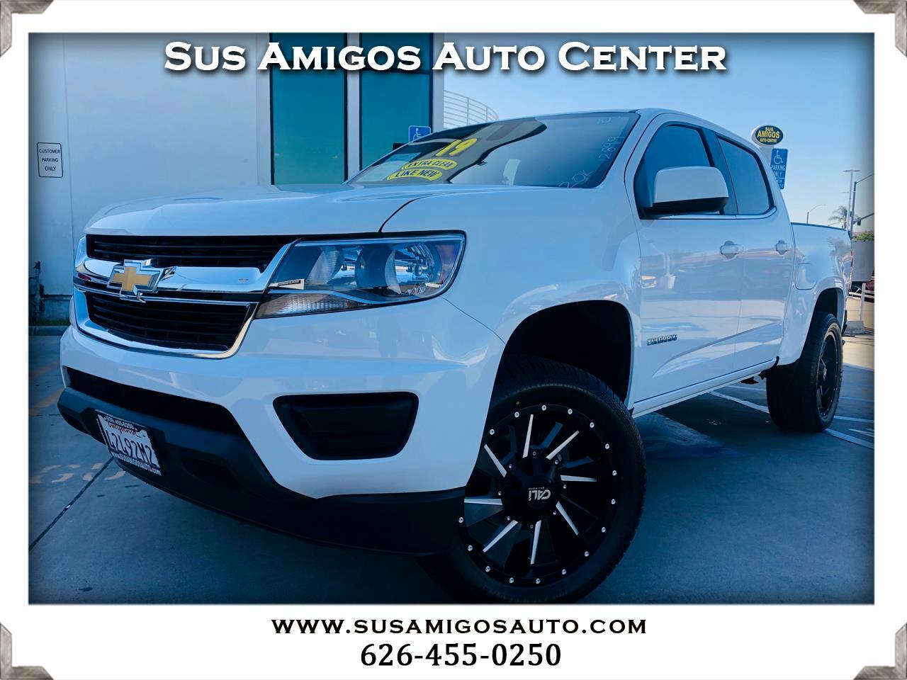 "Chevrolet Colorado 2WD Crew Cab 128.3"" LT 2019"