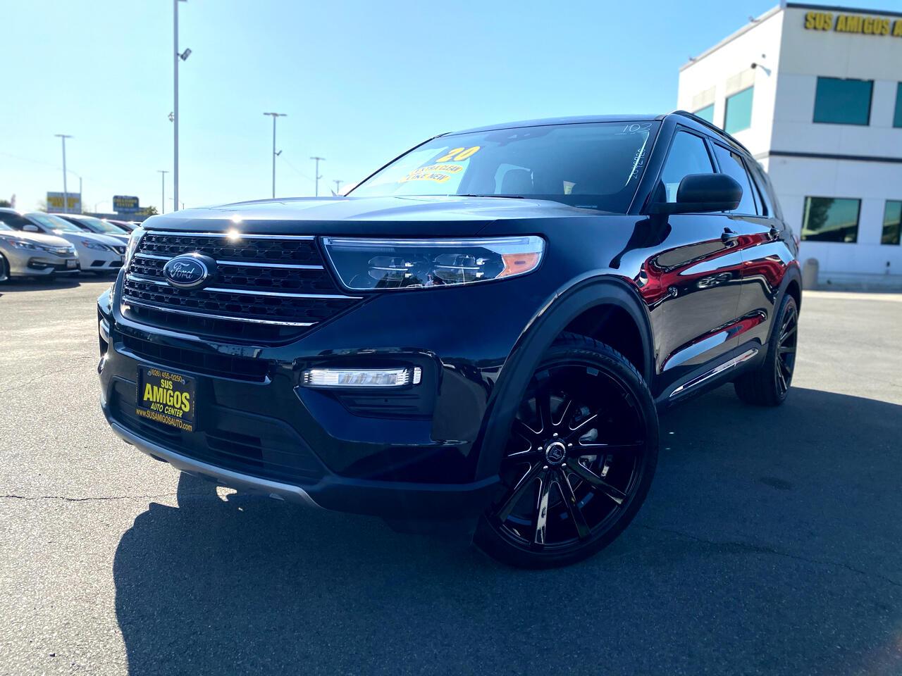 Ford Explorer XLT RWD 2020