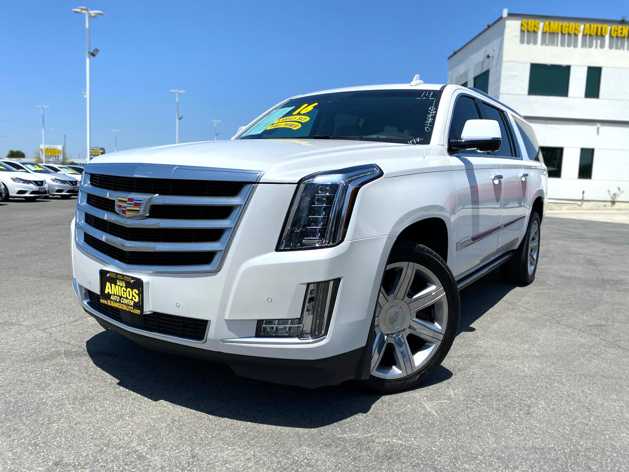 Cadillac Escalade ESV 2WD 4dr Premium Collection 2016