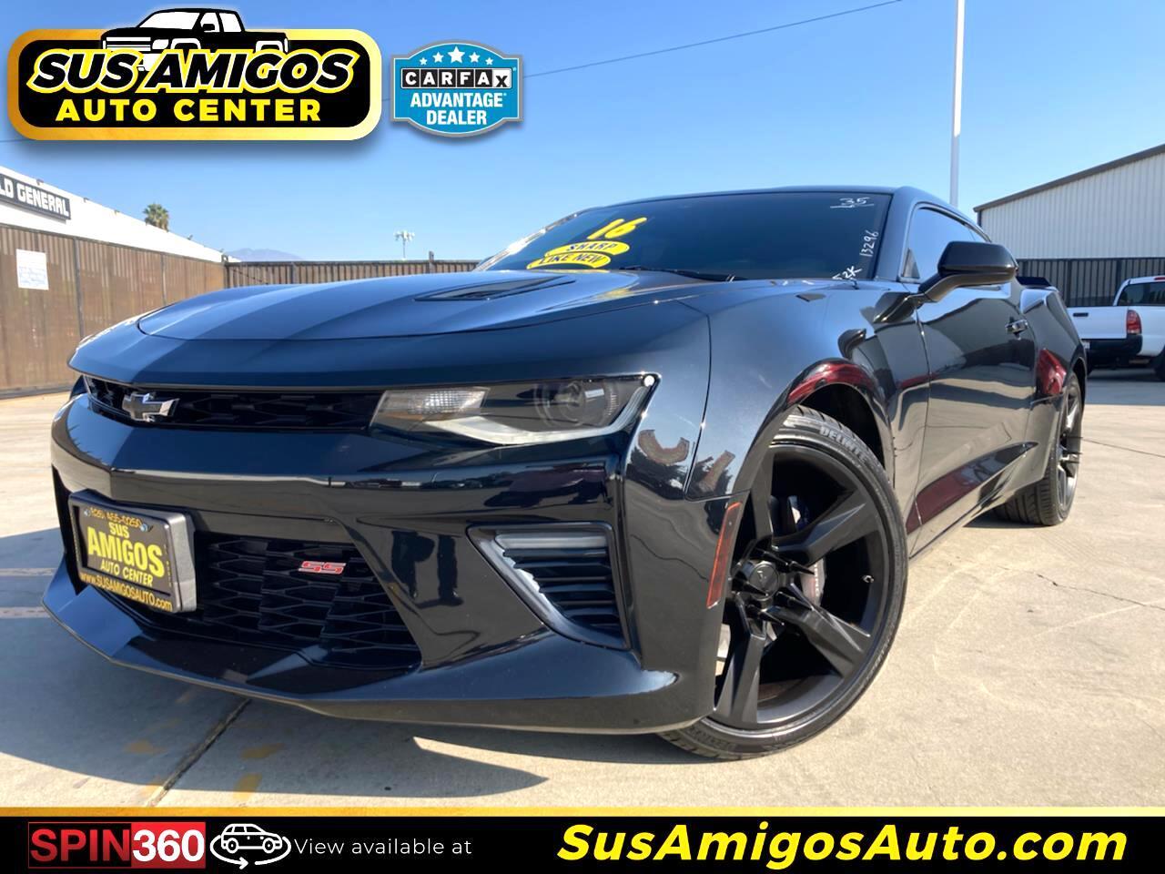 Chevrolet Camaro 2dr Cpe 1SS 2016