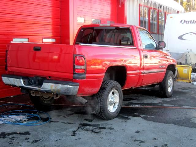 2001 Dodge Ram 1500 LT Reg. Cab 6.5-ft. Bed 4WD