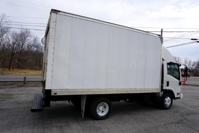 2012 Isuzu NPR 14 FOOT BOX TRUCK GAS ENGINE NICE CLEAN TRUCK !