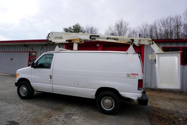 1998 Ford Econoline E350 BUCKET TRUCK CHERRY PICKER VAN