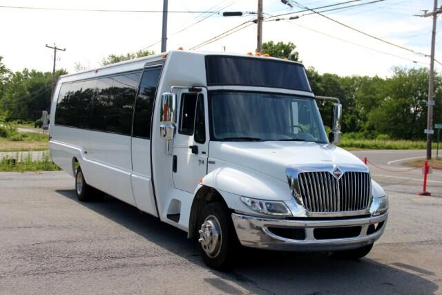 2008 International 3200 KRYSTAL LIMOUSINE PARTY BUS LIMO 71K MILES NICE DI