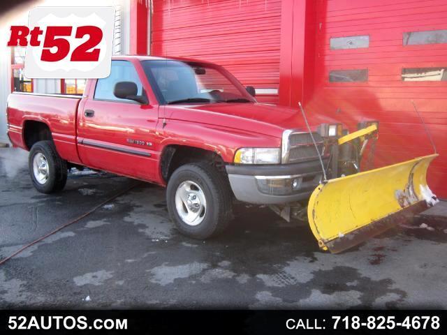 2001 Dodge Ram 1500 LT Reg. Cab 6.5-ft. Bed 4WD